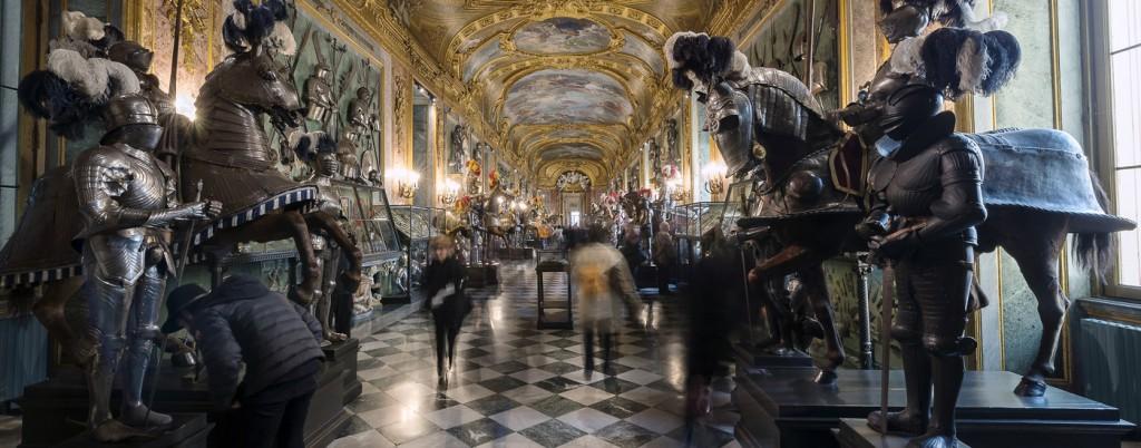 Musei reali di Torino – Armeria reale di Torino