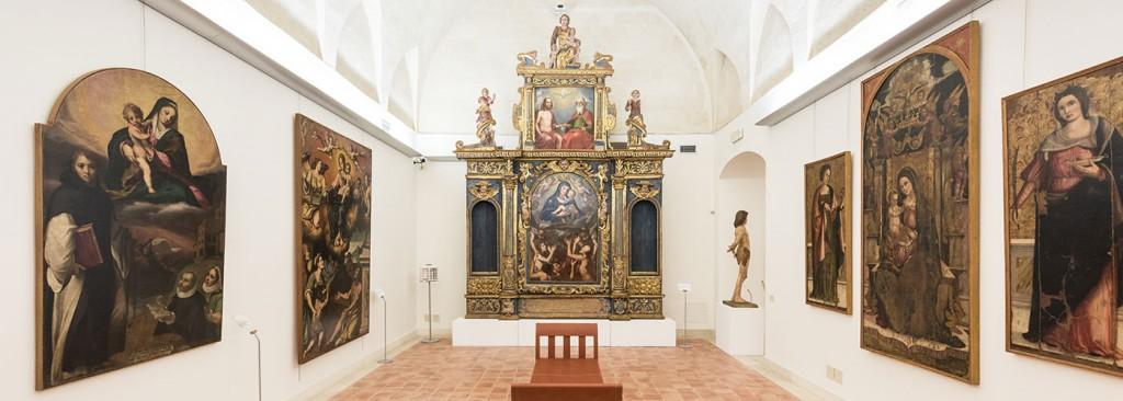 Museo nazionale d'arte medievale e moderna della Basilicata – Palazzo Lanfranchi