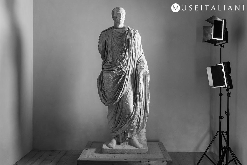 Museo e Parco archeologico nazionale di Locri - togato