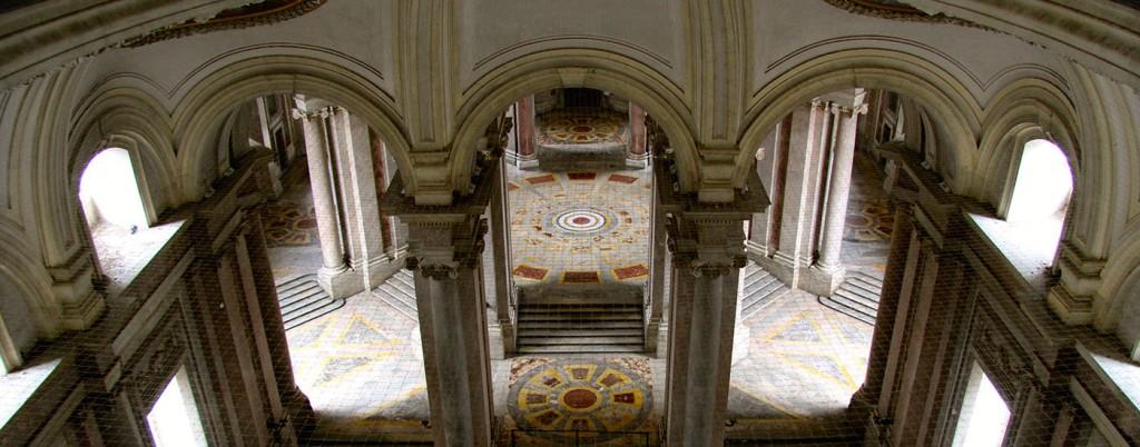 Reggia di Caserta – Palazzo Reale
