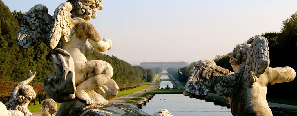 Reggia di Caserta – Parco Reale e Giardino Inglese