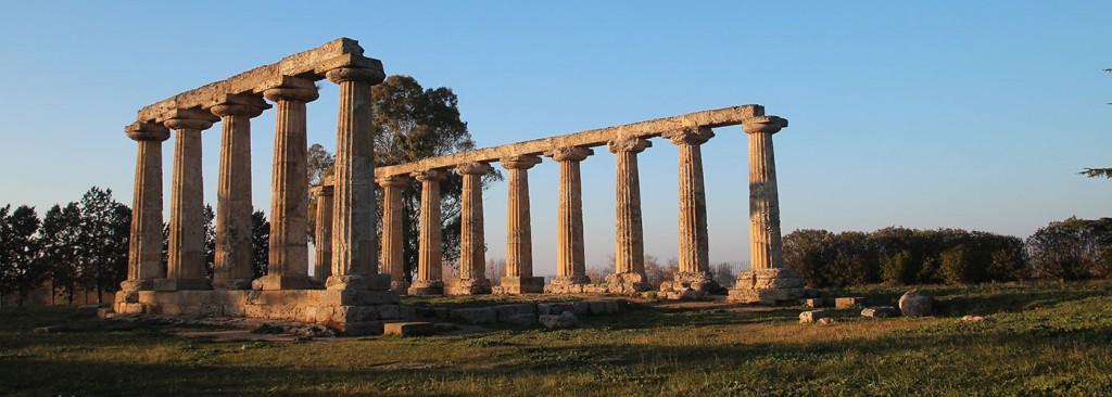 Tempio delle Tavole Palatine