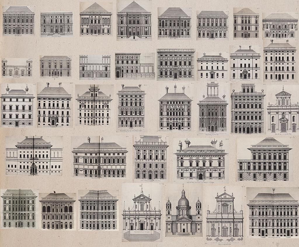 Palazzi di Genova, di Pieter Paul Rubens - Université de Heidelberg (Ruprecht-Karls-Universität Heidelberg), Pubblico dominio