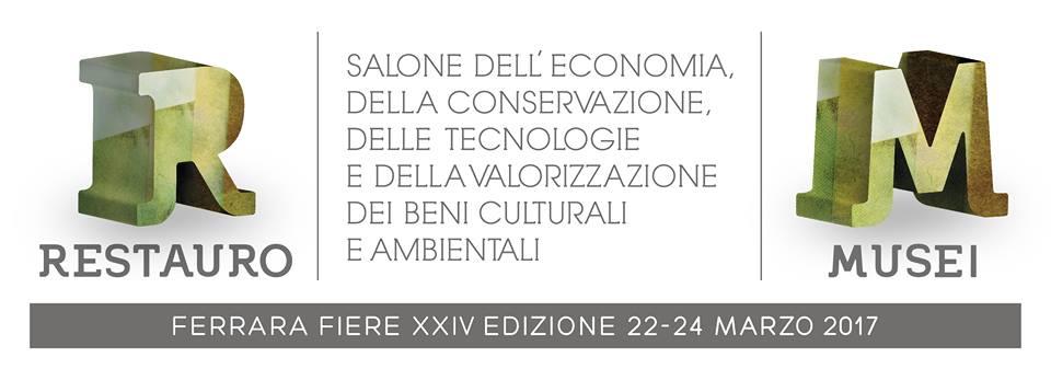 RESTAURO-MUSEI. Salone dell'Economia, della Conservazione, delle Tecnologie e della Valorizzazione dei Beni Culturali e Ambientali - XXIV edizione