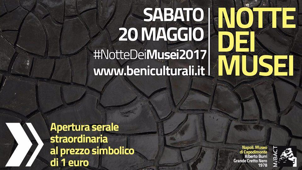 Notte dei Musei 2017