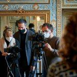 Palazzo Altieri backstage intervista 2